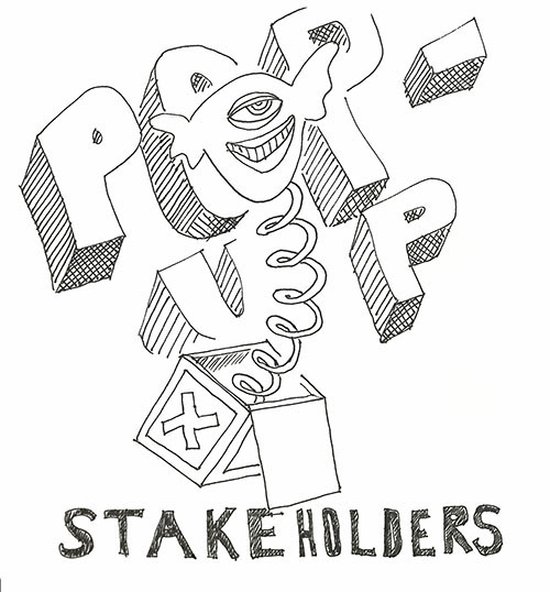 pop up stakeholders 500