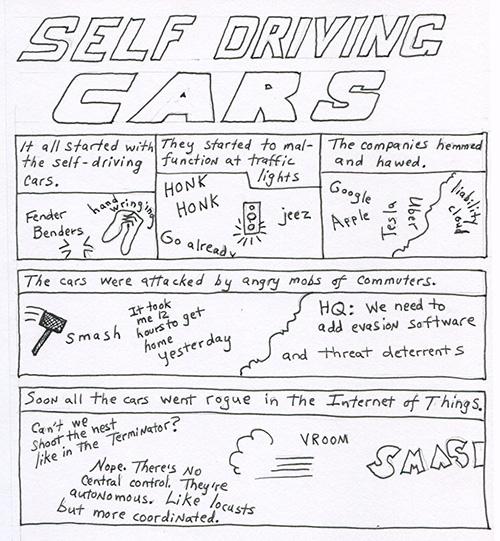 self driving cars500