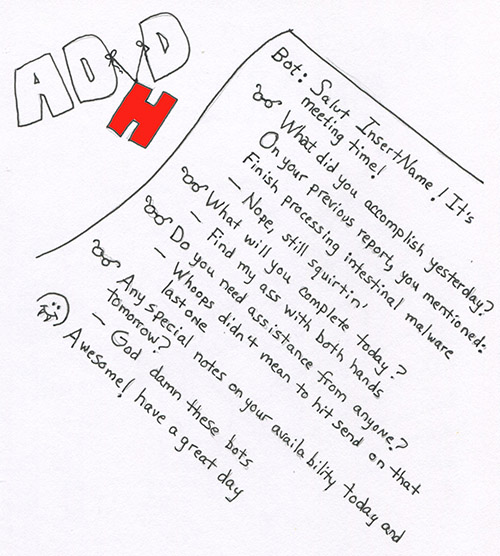 adhd and geekbot500