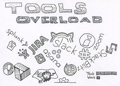 tools overload500